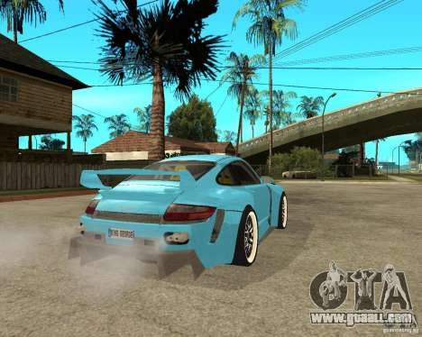 Porsche 911 Turbo Grip Tuning for GTA San Andreas
