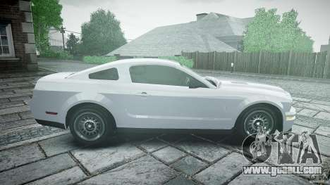 Ford Shelby GT500 for GTA 4