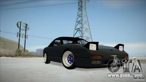 Nissan 240SX S13 for GTA San Andreas right view