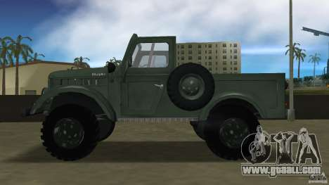 Aro M461 for GTA Vice City left view