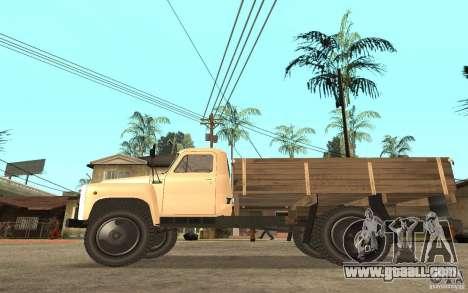 Gaz-52 for GTA San Andreas back view