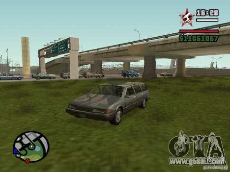 ENBSeries for GForce 5200 FX v2.0 for GTA San Andreas fifth screenshot