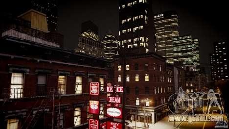 Realistic ENBSeries V1.1 for GTA 4 tenth screenshot