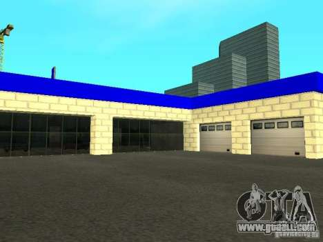 Auto VAZ in San Fierro for GTA San Andreas fifth screenshot