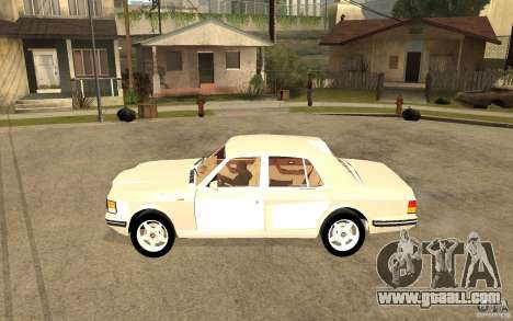 Bentley Turbo RT for GTA San Andreas left view