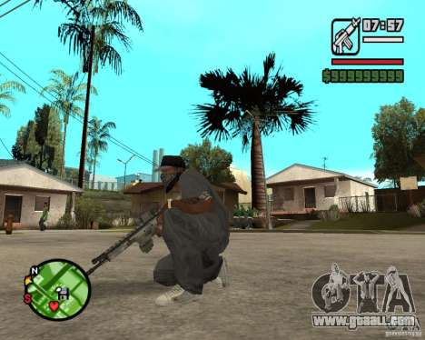 ARC applications for GTA San Andreas third screenshot