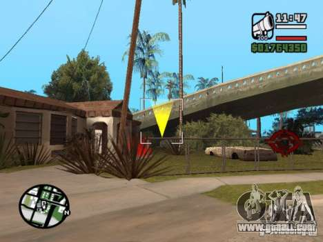 Krant race v2 for GTA San Andreas forth screenshot