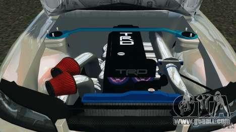 Nissan Silvia S15 Drift for GTA 4 side view