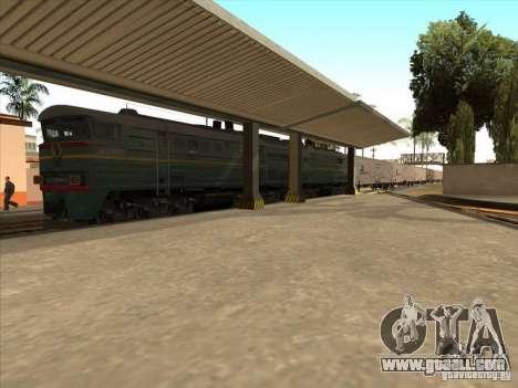 2te10v-3594 for GTA San Andreas left view