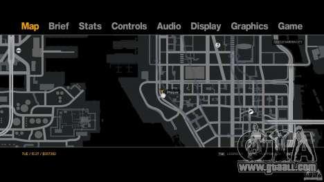 Shell Petrol Station for GTA 4 fifth screenshot