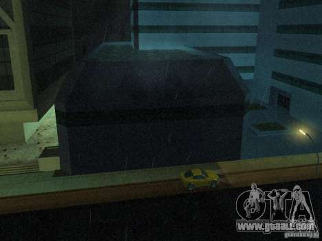Happy Island 1.0 for GTA San Andreas third screenshot