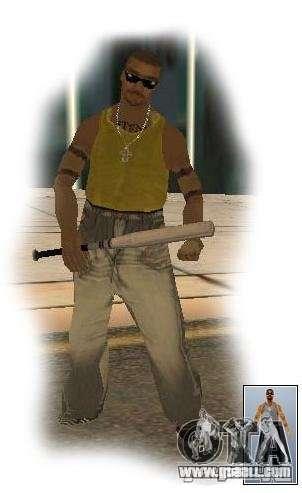 Vagos Gang for Crime-Streets for GTA San Andreas