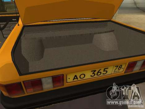 GAZ 31029 Taxi for GTA San Andreas side view