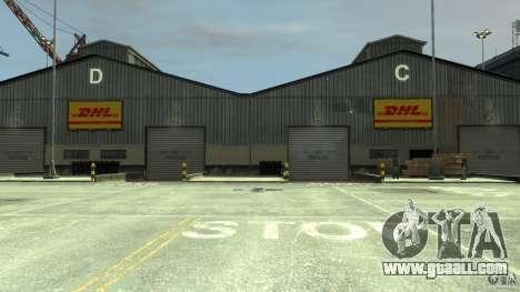 DHL-Port for GTA 4 forth screenshot