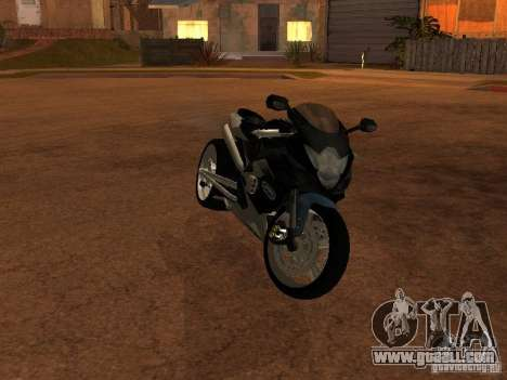 Suzuki GSX-R 750 for GTA San Andreas