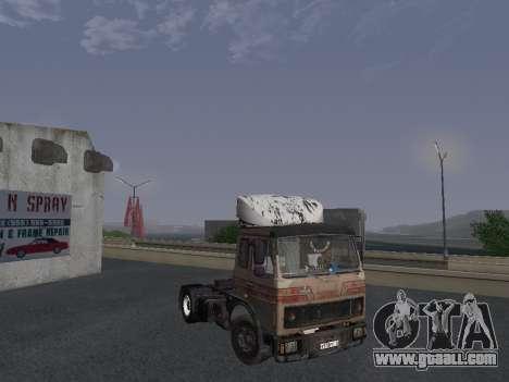 5551 MAZ Kolkhoz for GTA San Andreas
