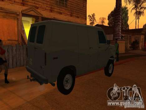 Ford E-150 1979 for GTA San Andreas back left view
