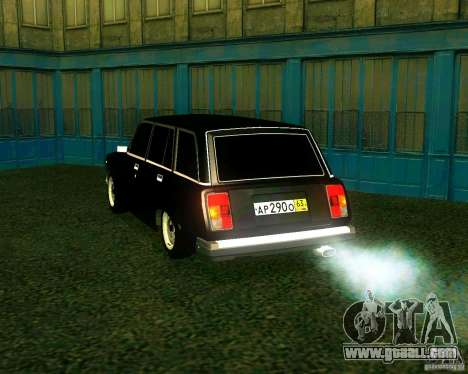 VAZ 21047 for GTA San Andreas back left view