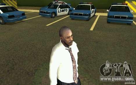Civilian HD for GTA San Andreas second screenshot