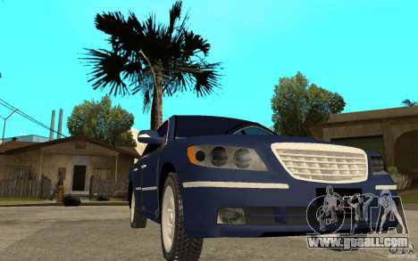 Hyundai Azera 2009 arb drift for GTA San Andreas