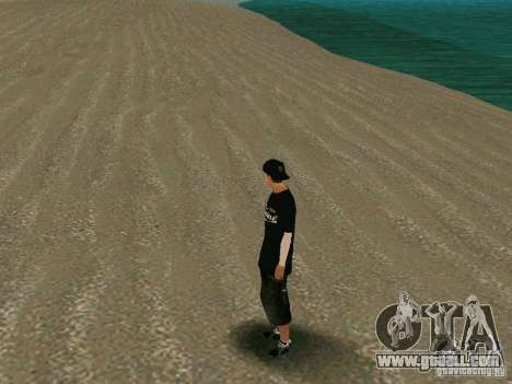 New wmybmx for GTA San Andreas forth screenshot