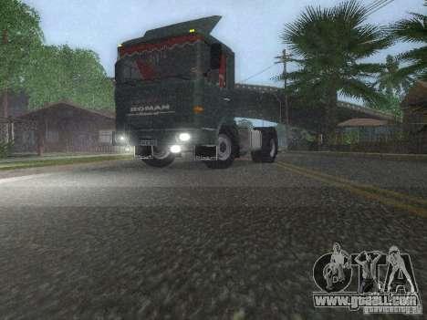 Roman R 10215 FS for GTA San Andreas