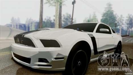 SA Beautiful Realistic Graphics 1.5 for GTA San Andreas forth screenshot