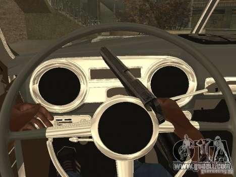 Hudson Hornet 1952 for GTA San Andreas right view