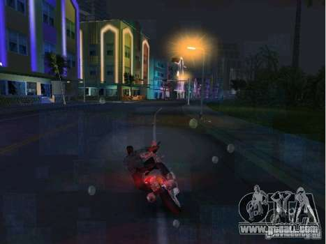 Ducati Supersport 1000 DS for GTA Vice City right view