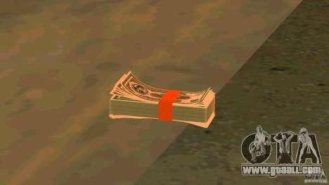Shares of MMM v1 for GTA San Andreas second screenshot