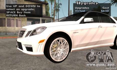 Wheels Pack by EMZone for GTA San Andreas fifth screenshot