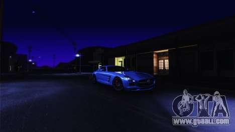 ENBSeries by egor585 for GTA San Andreas seventh screenshot