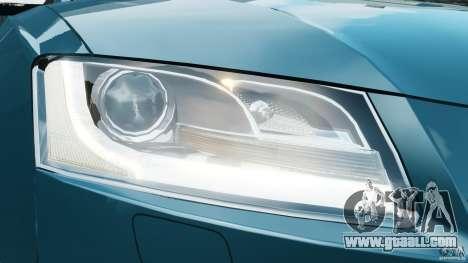 Audi RS5 2011 [EPM] for GTA 4 interior