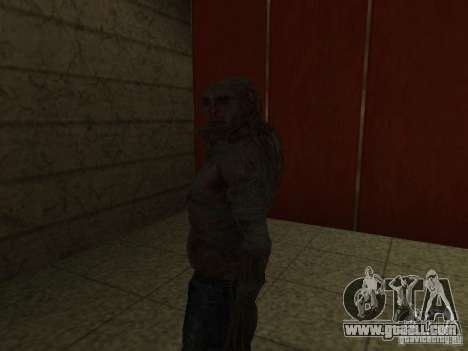 Controller of S.T.A.L.K.E.R. for GTA San Andreas forth screenshot