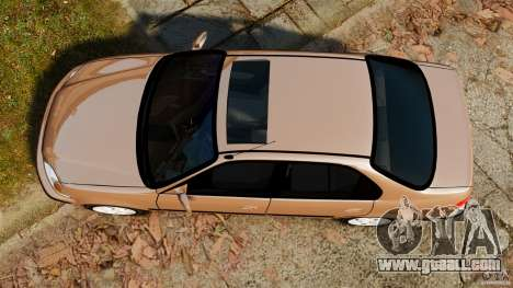 Honda Civic VTI for GTA 4 right view