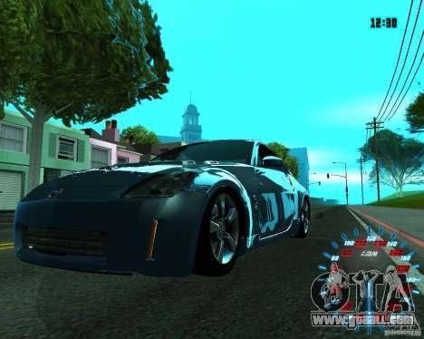 ENB by Makc for GTA San Andreas third screenshot