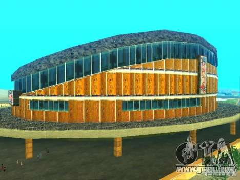 The new building of the LV for GTA San Andreas second screenshot