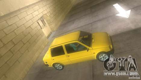 VAZ 1111 Oka Sedan for GTA Vice City left view