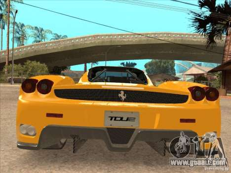 Ferrari Enzo 2010 for GTA San Andreas right view