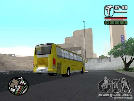 Busscar Vissta Bus for GTA San Andreas right view