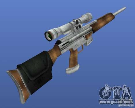 Mega Gun Pack (Chrom) for GTA 4 tenth screenshot