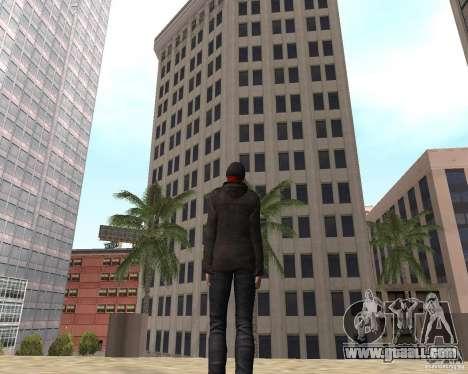 Spider Man for GTA San Andreas fifth screenshot