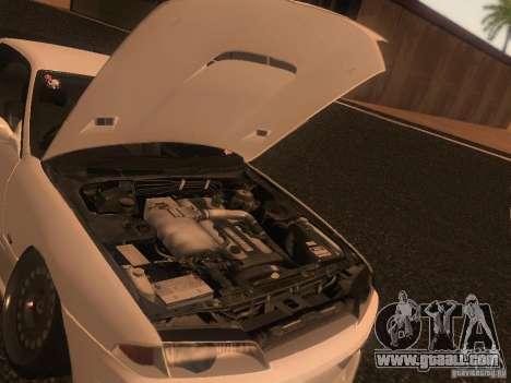 Nissan Skyline GTS R32 JDM for GTA San Andreas interior