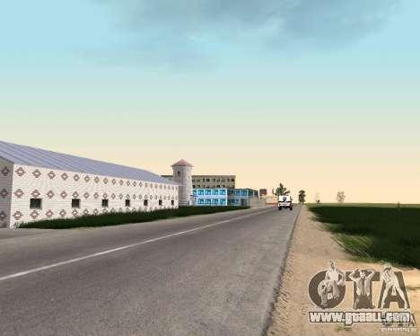 A Prostokvasino for the CD for GTA San Andreas sixth screenshot
