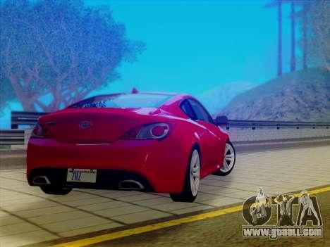 ENB v1.2 by TheFesya for GTA San Andreas sixth screenshot