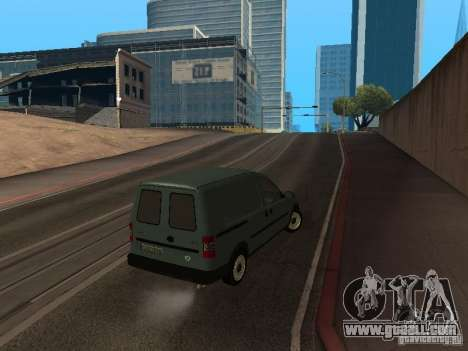 Opel Combo 2005 for GTA San Andreas right view