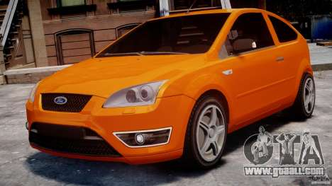 Ford Focus ST for GTA 4