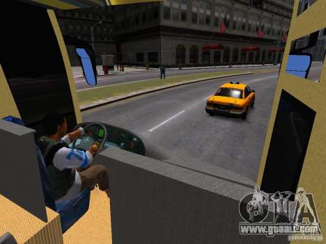 Mercedes Travego for GTA 4