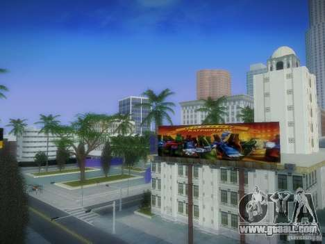 New posters around the State for GTA San Andreas forth screenshot
