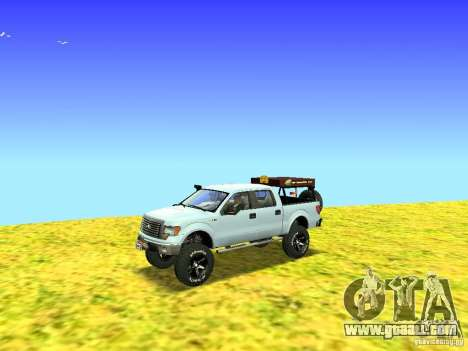 Ford F-150 Off Road for GTA San Andreas